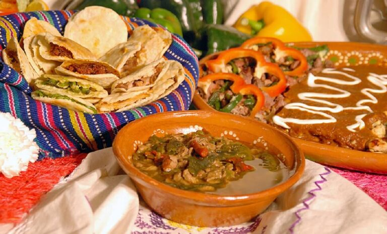 The typical dishes of Durango gastronomy